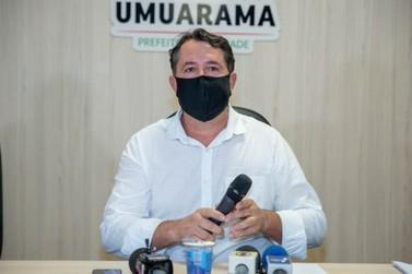 Pimentel anuncia decreto flexibilizando medidas contra covid para próxima semana