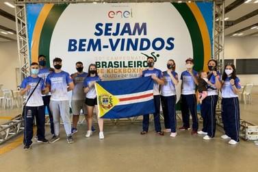 Quatro atletas de Umuarama vão disputar campeonato sul-americano de kickboxing