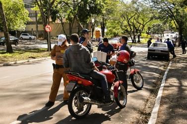 Semana do Trânsito terá campanha com foco na conscientização de motociclistas
