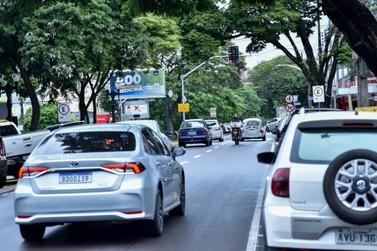Trânsito: licenciamento de veículos com placas final 3, 4 e 5 vence em setembro