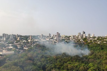 Umuarama: massa de ar seco segue predominante e aumenta o risco de incêndios