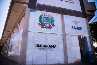 Umuarama tem 30 novos casos de covid-19 registrados nesta segunda-feira