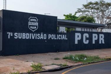 Advogado é preso tentando passar cocaína para detento na Cadeia de Umuarama