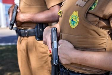 Ladrões armados roubam dinheiro e tentam levar caminhonete em Umuarama