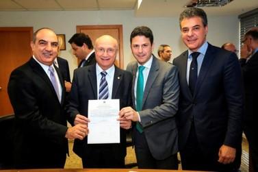 Altônia recebe mais de R$ 2 milhões para melhoria do saneamento básico