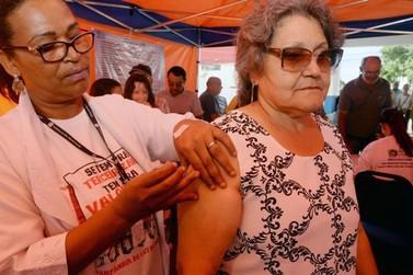 Campanha de vacinação contra a gripe começa em 17 de abril no Paraná