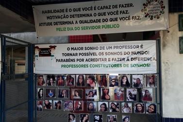 CMEI de Umuarama homenageia professores pelo seu dia