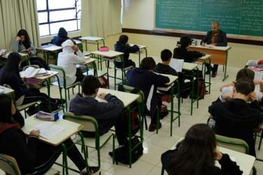 Começa nesta quinta inscrição para contratação de professores por PSS