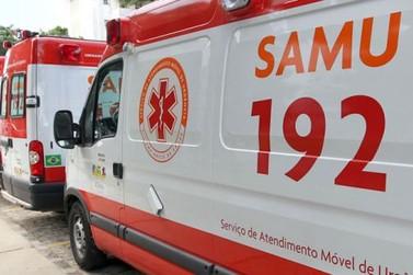 Criança atropelada em Umuarama segue em estado grave na UTI