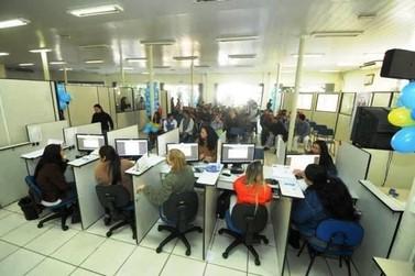 Agência do Trabalhador disponibiliza 128 vagas de emprego