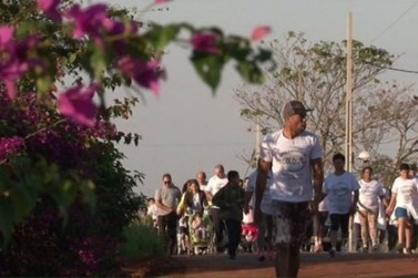 É neste domingo a 16ª Caminhada Ecológica de Umuarama