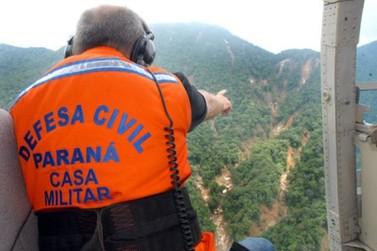 Paraná abre curso EAD de formação para gestores de Defesa Civil