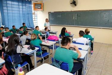 Estudantes de Umuarama entram em férias a partir desta segunda-feira