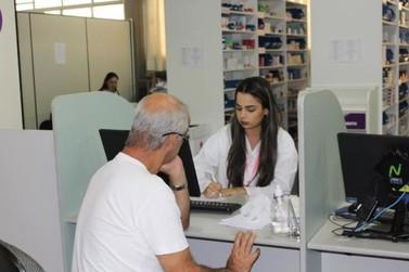 Farmácia da Partilha atende em média cem pessoas por dia em Umuarama