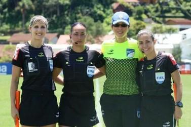Goioerense é aposta da CBF para arbitragem da Copa do Mundo Feminina