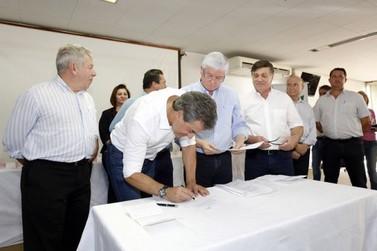 Governador confirma R$ 36 milhões para Umuarama