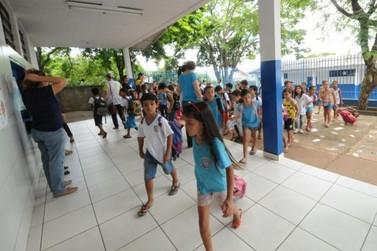 Horário de funcionamento das escolas e CMEIs é acordado em Umuarama