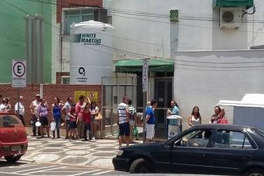 Hospital esclarece queixas sobre fila de espera para visita à enfermaria em Umuarama