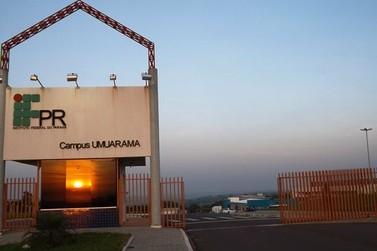 IFPR contrata professores substitutos para o câmpus Umuarama