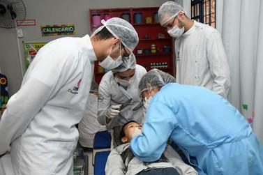 Parceria garante orientação, avaliação e tratamento odontológico na rede municipal