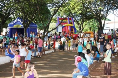 Parque Dom Pedro I terá Umuação neste domingo