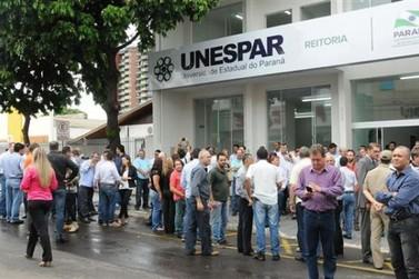 Pedidos de isenção para vestibular da Unespar começam nesta terça