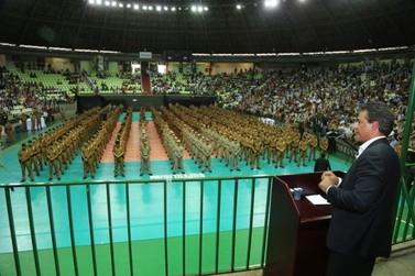 PM forma 373 policiais e bombeiros para o Noroeste; 54 deles foram treinados em Umuarama