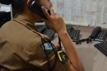 Policial militar ajuda pai a salvar bebê engasgado em Campo Mourão