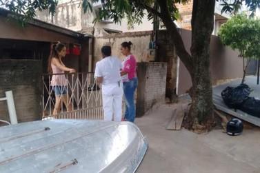 População de Umuarama recebe orientações sobre a tuberculose