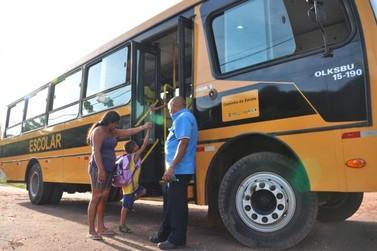 Prefeitura de Umuarama faz esclarecimento sobre uso do transporte escolar