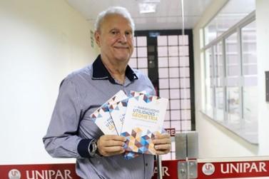 Professor da Unipar escreve livro abordando as utilidades da geometria