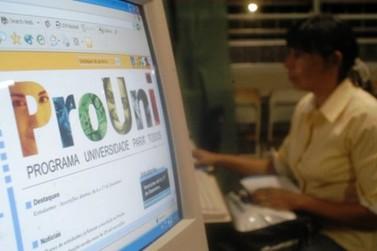 ProUni oferece 214 mil bolsas no primeiro semestre; inscrições começam nesta terça