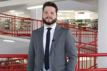 Renan Wiliam cola grau, neste ano, em três cursos de graduação