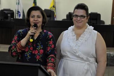 Rosane Meyer é a primeira mulher a assumir a Procuradoria Jurídica da Câmara de Umuarama