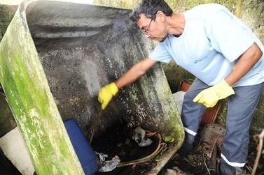 Saúde recomenda cuidados com a dengue na semana pré-Carnaval