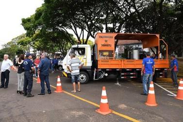 Semana de Trânsito é encerrada com alto índice de infrações em Umuarama