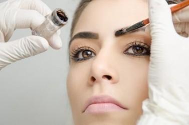 Senac oferece modelagem de sobrancelhas gratuitamente em Umuarama