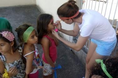 Campanha arrecada chocolate para crianças da Creche da Paz