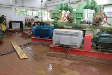 Sanepar promete restabelecimento total do abastecimento de água nesta sexta