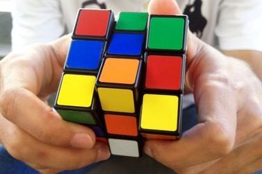 Umuarama realiza o seu 1º Campeonato de Cubo Mágico
