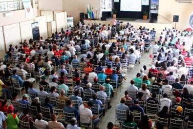Umuarama recebe nesta quinta o 3º Congresso Estadual da Agropecuária