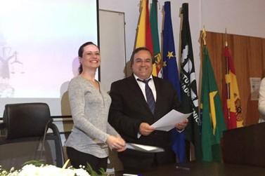 Unipar firma convênio com instituto politécnico de Portugal