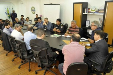 Prefeitos do Sul Fluminense debatem ações da intervenção federal