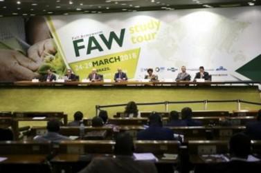 Brasil ajuda países africanos a combater lagarta que ataca plantações