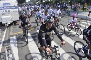 Ciclismo atrai cada vez mais adeptos na Região