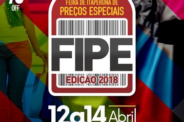 FIPE 2018: prêmios e mais descontos para os consumidores de Itaperuna