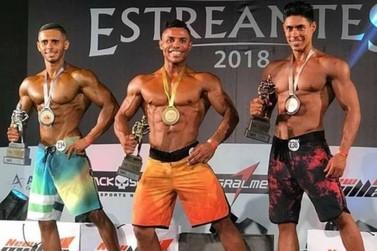 Atleta de Quatis é campeão de Fisiculturismo no Rio