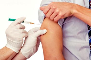 Campanha de vacinação contra a gripe começa na terça-feira em Resende