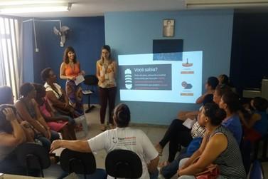 Grupo de Educação Alimentar realiza terceiro encontro em Vassouras