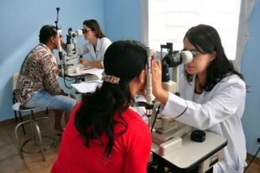 Mutirão de consultas oftalmológicas é realizado em Barra Mansa